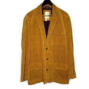 Territory Ahead Brown Corduroy Sport Coat Blazer